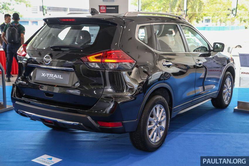 Nissan X-Trail <em>facelift</em> dipertonton di M'sia – empat varian, 2.0L hibrid baru; harga dari RM134k-RM160k Image #931978