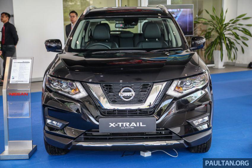 Nissan X-Trail <em>facelift</em> dipertonton di M'sia – empat varian, 2.0L hibrid baru; harga dari RM134k-RM160k Image #931979