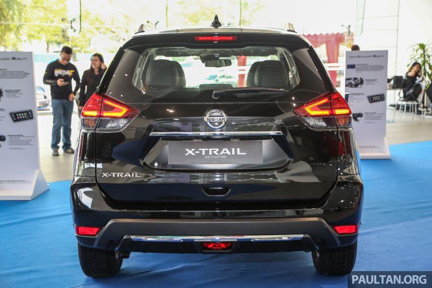 Nissan X-Trail <em>facelift</em> dipertonton di M'sia – empat varian, 2.0L hibrid baru; harga dari RM134k-RM160k Image #931980