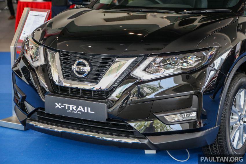 Nissan X-Trail <em>facelift</em> dipertonton di M'sia – empat varian, 2.0L hibrid baru; harga dari RM134k-RM160k Image #931982