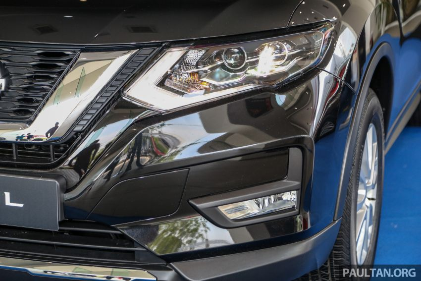 Nissan X-Trail <em>facelift</em> dipertonton di M'sia – empat varian, 2.0L hibrid baru; harga dari RM134k-RM160k Image #931983