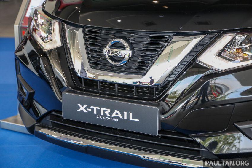 Nissan X-Trail <em>facelift</em> dipertonton di M'sia – empat varian, 2.0L hibrid baru; harga dari RM134k-RM160k Image #931984