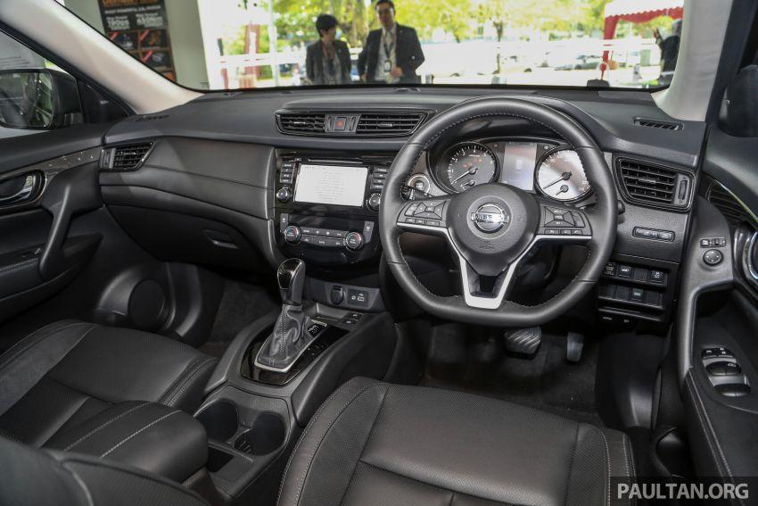Nissan X-Trail <em>facelift</em> dipertonton di M'sia – empat varian, 2.0L hibrid baru; harga dari RM134k-RM160k Image #932010