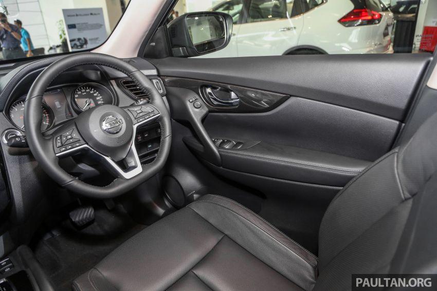 Nissan X-Trail <em>facelift</em> dipertonton di M'sia – empat varian, 2.0L hibrid baru; harga dari RM134k-RM160k Image #932011