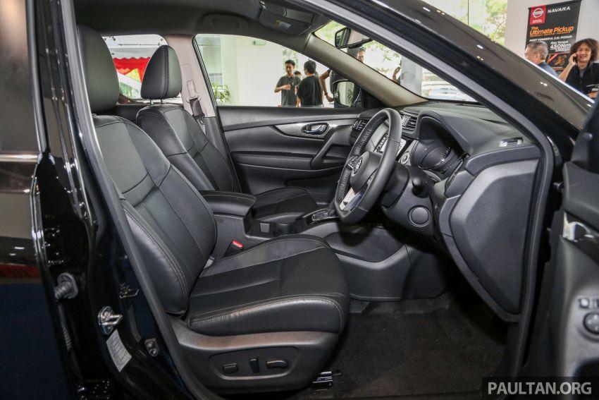 Nissan X-Trail <em>facelift</em> dipertonton di M'sia – empat varian, 2.0L hibrid baru; harga dari RM134k-RM160k Image #932014