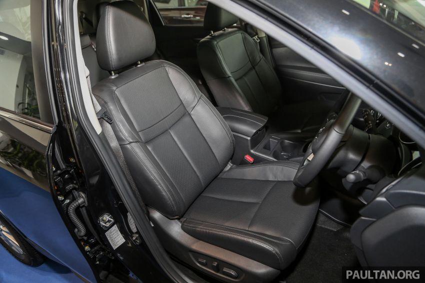 Nissan X-Trail <em>facelift</em> dipertonton di M'sia – empat varian, 2.0L hibrid baru; harga dari RM134k-RM160k Image #932015