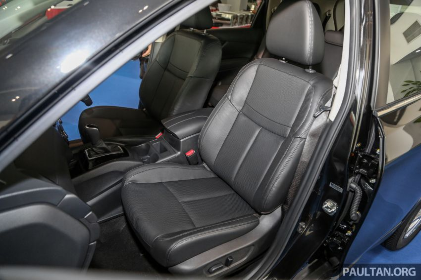 Nissan X-Trail <em>facelift</em> dipertonton di M'sia – empat varian, 2.0L hibrid baru; harga dari RM134k-RM160k Image #932016
