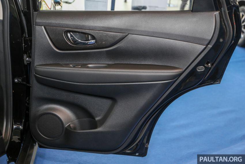 Nissan X-Trail <em>facelift</em> dipertonton di M'sia – empat varian, 2.0L hibrid baru; harga dari RM134k-RM160k Image #932018