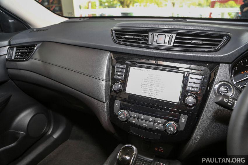Nissan X-Trail <em>facelift</em> dipertonton di M'sia – empat varian, 2.0L hibrid baru; harga dari RM134k-RM160k Image #931999