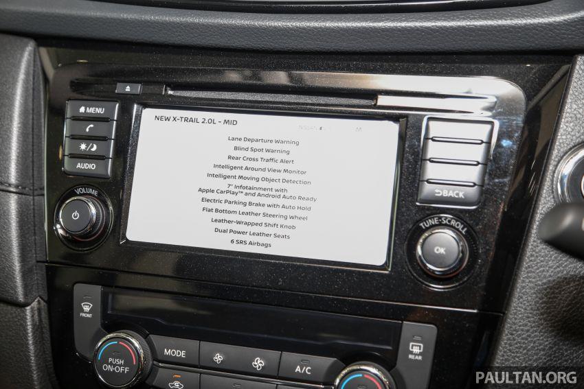Nissan X-Trail <em>facelift</em> dipertonton di M'sia – empat varian, 2.0L hibrid baru; harga dari RM134k-RM160k Image #932000