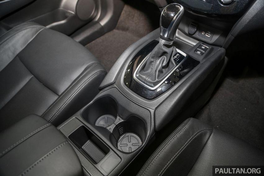 Nissan X-Trail <em>facelift</em> dipertonton di M'sia – empat varian, 2.0L hibrid baru; harga dari RM134k-RM160k Image #932002