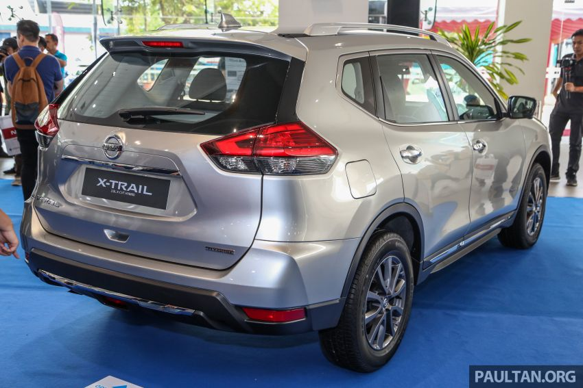 T32 Nissan X-Trail facelift – all four variants previewed! Image #931495