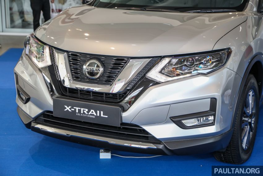 T32 Nissan X-Trail facelift – all four variants previewed! Image #931496