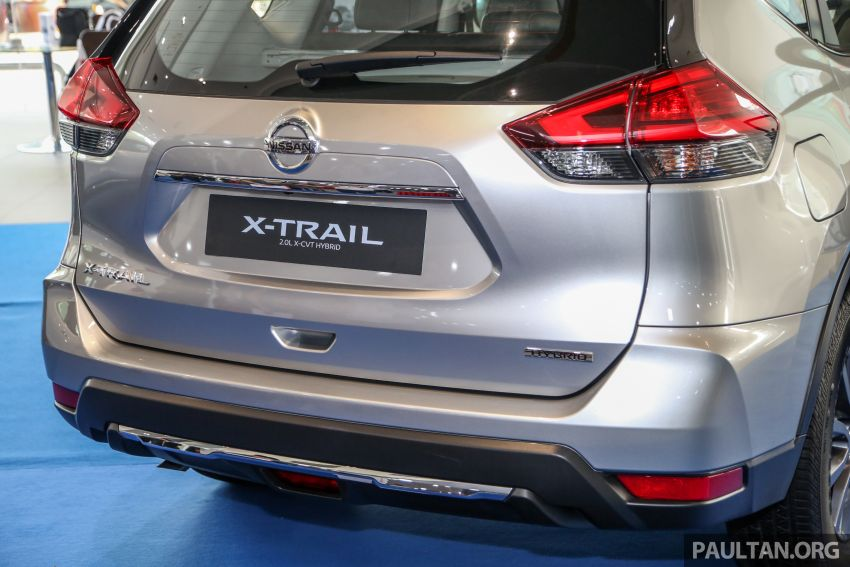 T32 Nissan X-Trail facelift – all four variants previewed! Image #931497