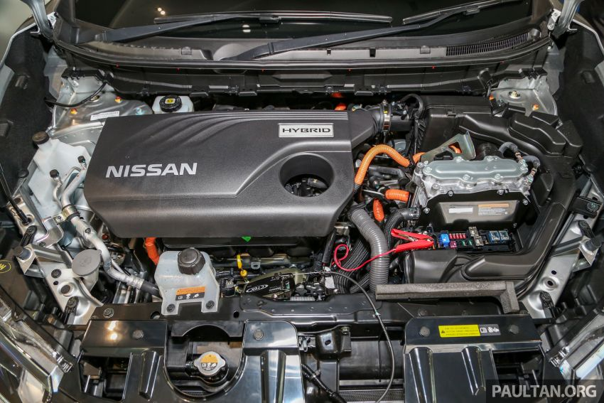 T32 Nissan X-Trail facelift – all four variants previewed! Image #931499