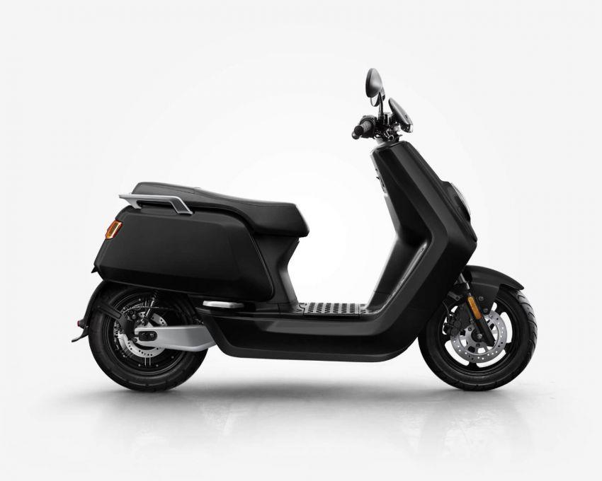 Niu tiba di M'sia – skuter elektrik dengan jarak gerak 80 km sekali cas, laju maksimum 55 km/j, RM8,800 Image #928853