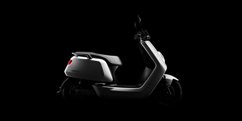 Niu tiba di M'sia – skuter elektrik dengan jarak gerak 80 km sekali cas, laju maksimum 55 km/j, RM8,800 Image #928837