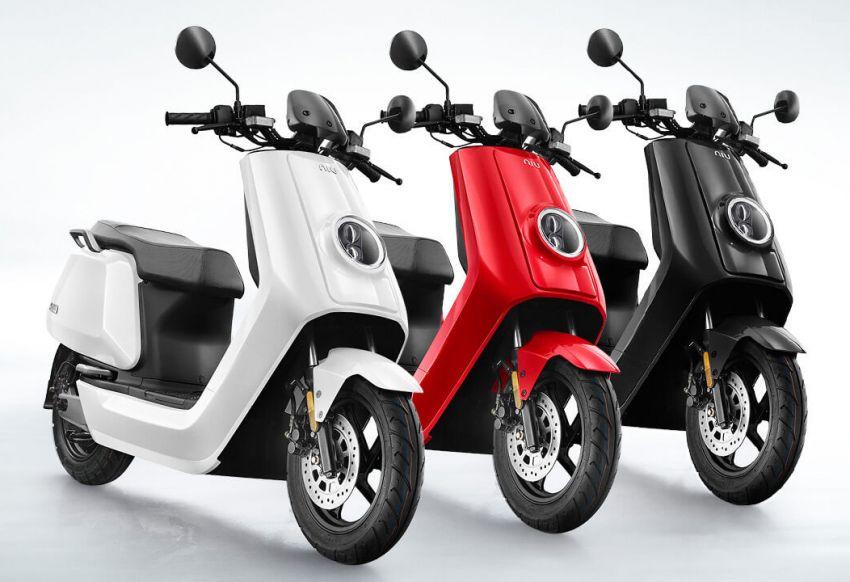 Niu tiba di M'sia – skuter elektrik dengan jarak gerak 80 km sekali cas, laju maksimum 55 km/j, RM8,800 Image #928854