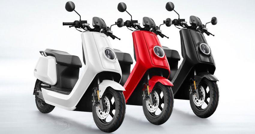 Niu tiba di M'sia – skuter elektrik dengan jarak gerak 80 km sekali cas, laju maksimum 55 km/j, RM8,800 Image #928862