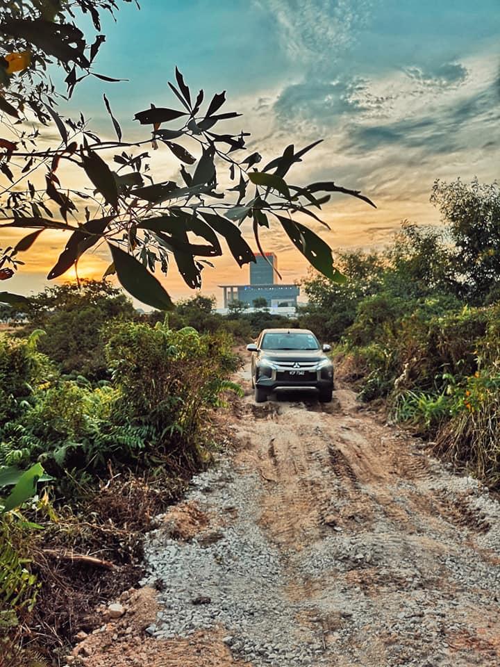 Mitsubishi 4Sure Thrill event in Setia Alam, March 9-10 Image #931032