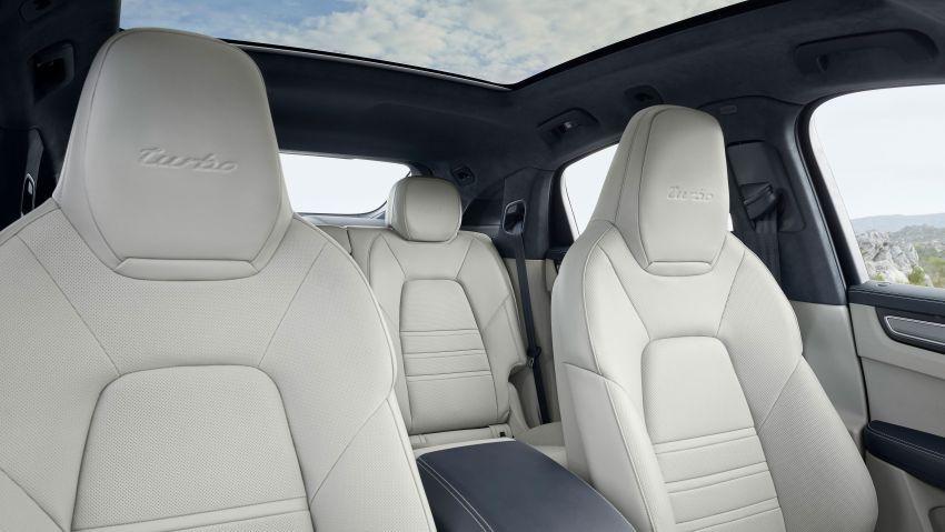 Porsche Cayenne Coupe ditunjuk – gaya aerodinamik Image #938114