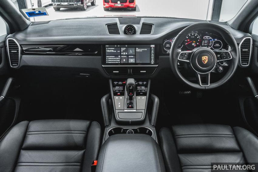 Porsche Club Malaysia Drive of the Year 2019: driving back to KL in Cayenne and Panamera Sport Turismo Image #933316