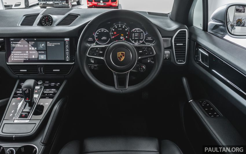Porsche Club Malaysia Drive of the Year 2019: driving back to KL in Cayenne and Panamera Sport Turismo Image #933318