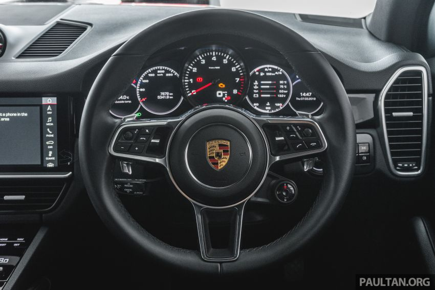 Porsche Club Malaysia Drive of the Year 2019: driving back to KL in Cayenne and Panamera Sport Turismo Image #933319