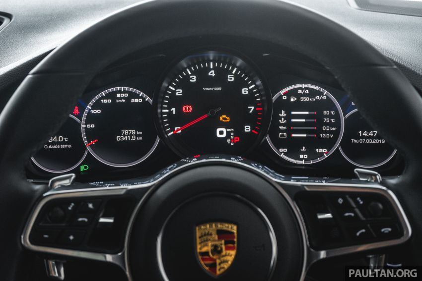 Porsche Club Malaysia Drive of the Year 2019: driving back to KL in Cayenne and Panamera Sport Turismo Image #933320