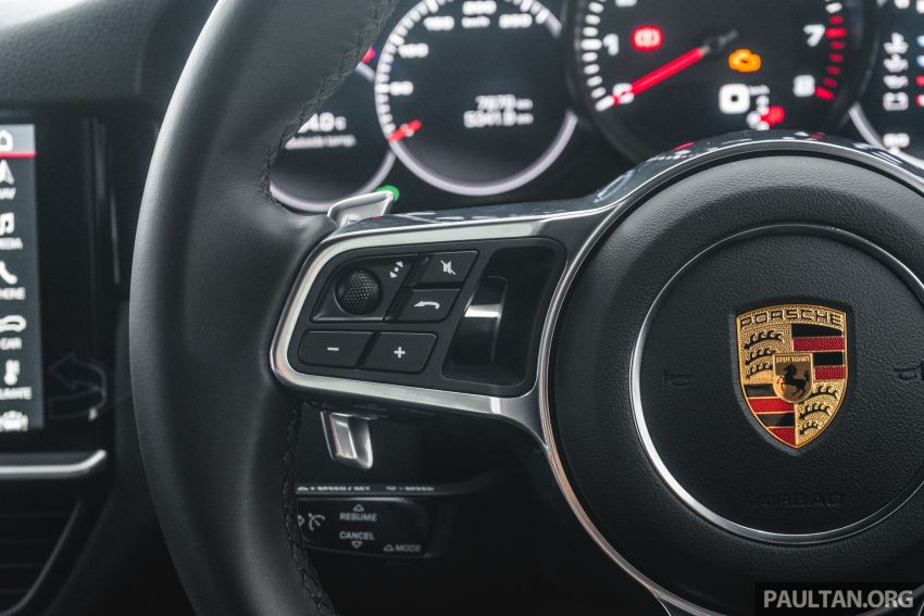 Porsche Club Malaysia Drive of the Year 2019: driving back to KL in Cayenne and Panamera Sport Turismo Image #933321