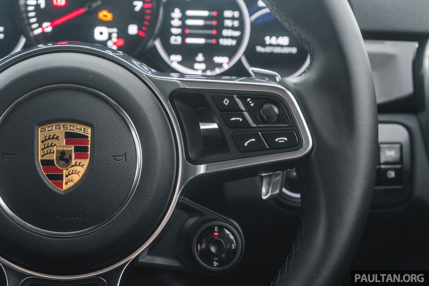 Porsche Club Malaysia Drive of the Year 2019: driving back to KL in Cayenne and Panamera Sport Turismo Image #933322