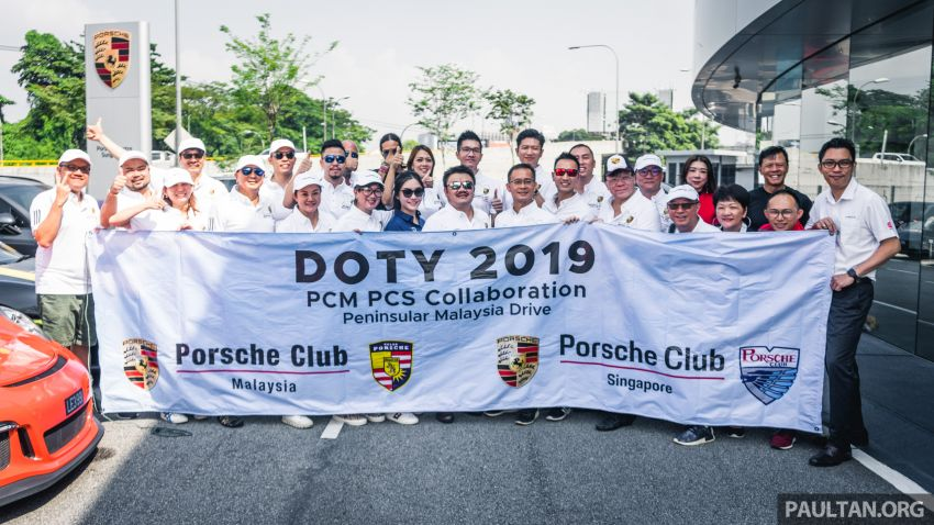Porsche Club Malaysia Drive of the Year 2019 – we tag along on an epic 2,069 km tour around the peninsula Image #930896