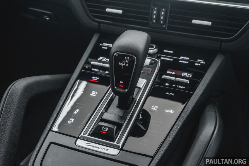 Porsche Club Malaysia Drive of the Year 2019: driving back to KL in Cayenne and Panamera Sport Turismo Image #933329