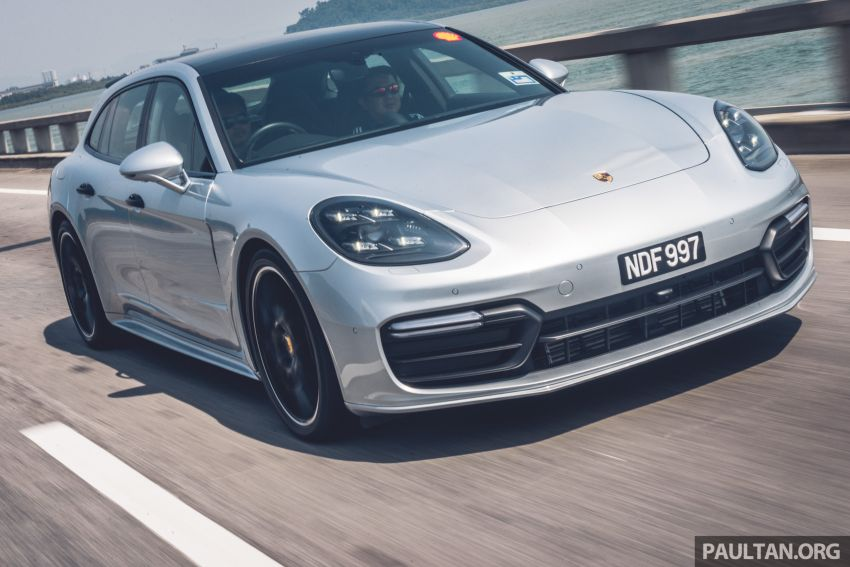 Porsche Club Malaysia Drive of the Year 2019: driving back to KL in Cayenne and Panamera Sport Turismo Image #933330