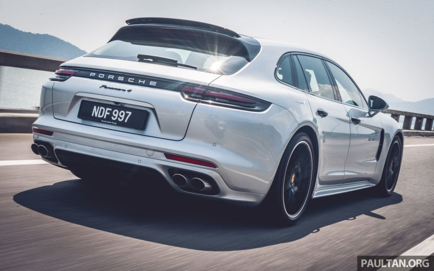 Porsche Club Malaysia Drive of the Year 2019: driving back to KL in Cayenne and Panamera Sport Turismo Image #933331