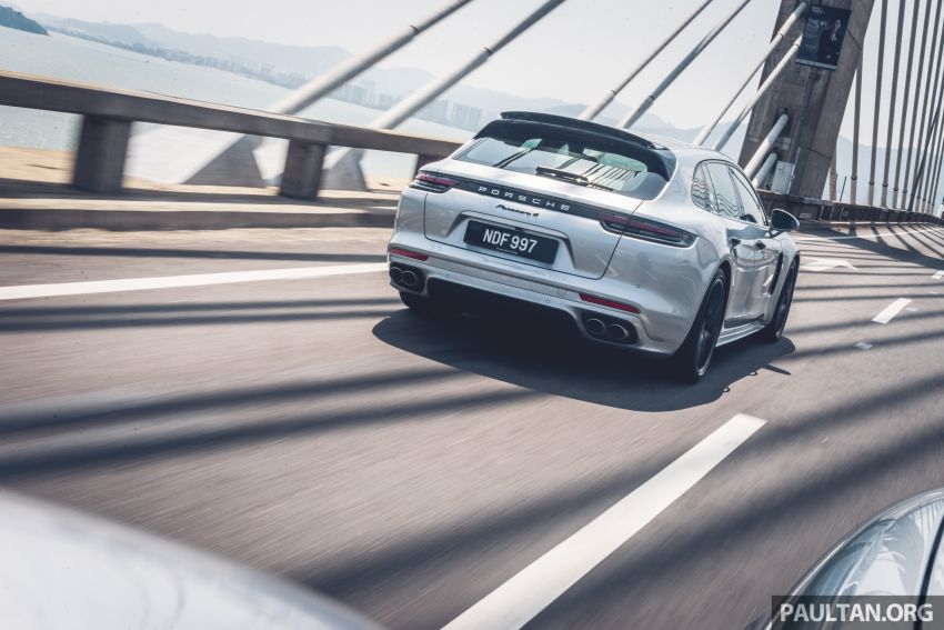 Porsche Club Malaysia Drive of the Year 2019: driving back to KL in Cayenne and Panamera Sport Turismo Image #933332