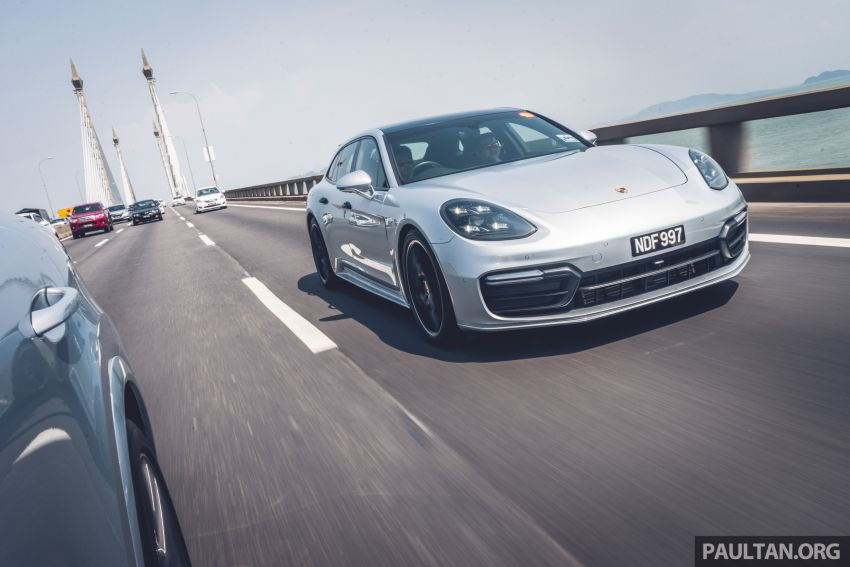 Porsche Club Malaysia Drive of the Year 2019: driving back to KL in Cayenne and Panamera Sport Turismo Image #933333