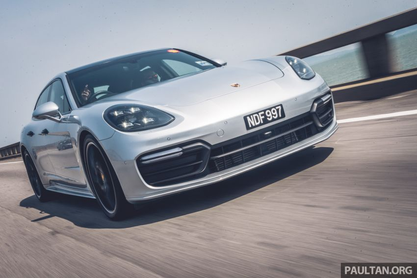 Porsche Club Malaysia Drive of the Year 2019: driving back to KL in Cayenne and Panamera Sport Turismo Image #933334