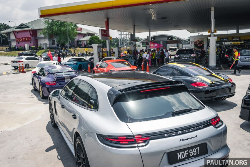 Porsche Club Malaysia Drive of the Year 2019 – we tag along on an epic 2,069 km tour around the peninsula Image #930897