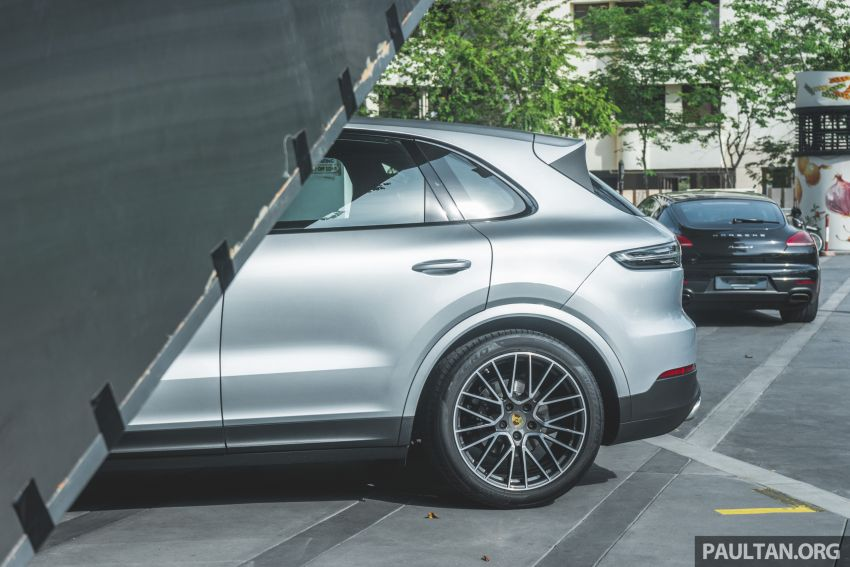 Porsche Club Malaysia Drive of the Year 2019: driving back to KL in Cayenne and Panamera Sport Turismo Image #933343