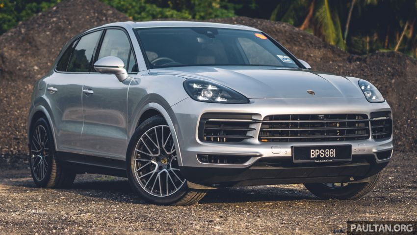 Porsche Club Malaysia Drive of the Year 2019: driving back to KL in Cayenne and Panamera Sport Turismo Image #933346
