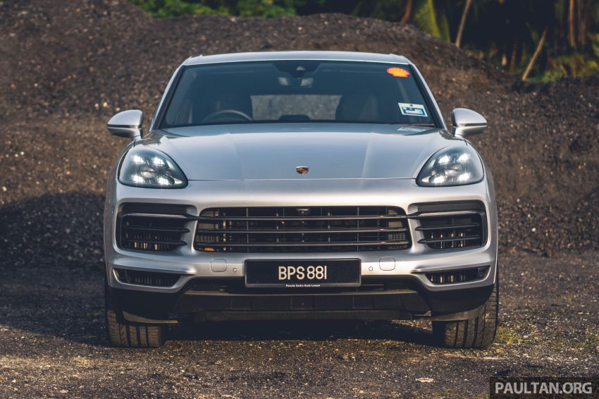 Porsche Club Malaysia Drive of the Year 2019: driving back to KL in Cayenne and Panamera Sport Turismo Image #933348