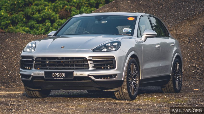 Porsche Club Malaysia Drive of the Year 2019: driving back to KL in Cayenne and Panamera Sport Turismo Image #933349