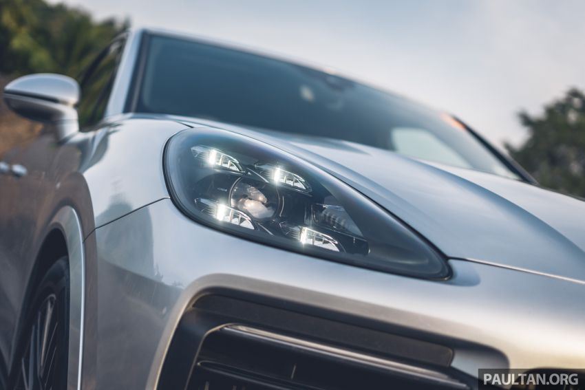 Porsche Club Malaysia Drive of the Year 2019: driving back to KL in Cayenne and Panamera Sport Turismo Image #933350