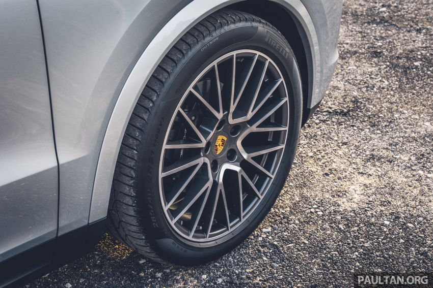 Porsche Club Malaysia Drive of the Year 2019: driving back to KL in Cayenne and Panamera Sport Turismo Image #933353