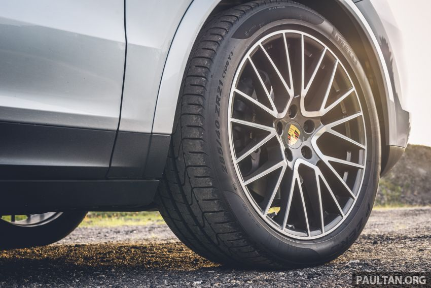 Porsche Club Malaysia Drive of the Year 2019: driving back to KL in Cayenne and Panamera Sport Turismo Image #933354