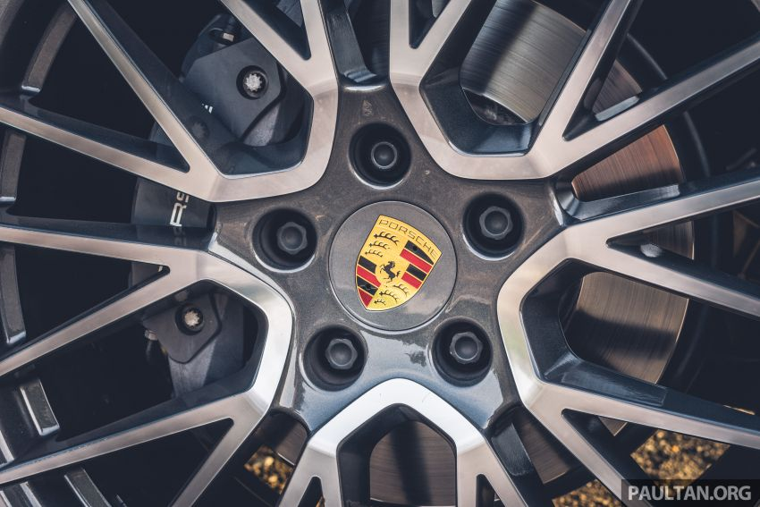 Porsche Club Malaysia Drive of the Year 2019: driving back to KL in Cayenne and Panamera Sport Turismo Image #933355