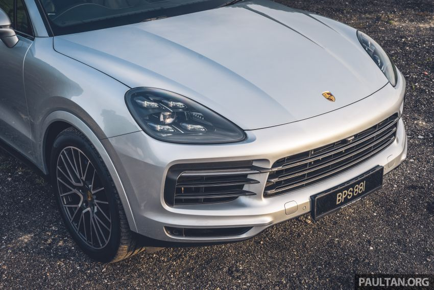 Porsche Club Malaysia Drive of the Year 2019: driving back to KL in Cayenne and Panamera Sport Turismo Image #933356