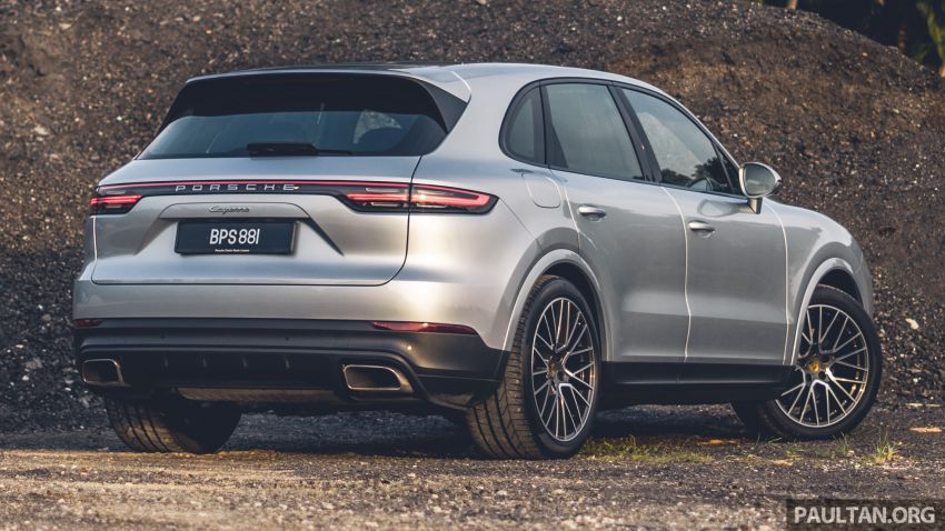 Porsche Club Malaysia Drive of the Year 2019: driving back to KL in Cayenne and Panamera Sport Turismo Image #933358