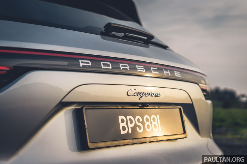Porsche Club Malaysia Drive of the Year 2019: driving back to KL in Cayenne and Panamera Sport Turismo Image #933360